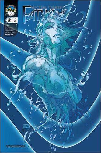 Michael Turner's Fathom (2005) 4-D by Aspen