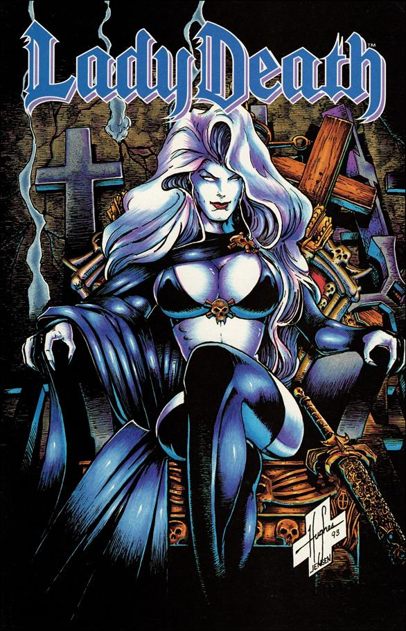 Lady Death (1994) 2-A by Chaos! Comics