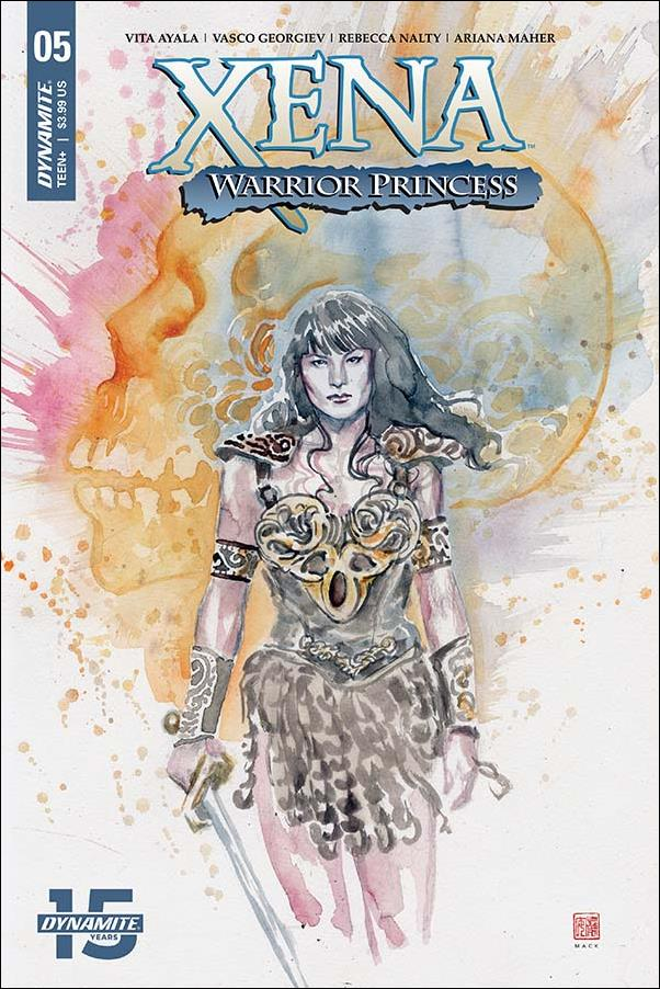 Xena: Warrior Princess (2019) 5-A by Dynamite Entertainment