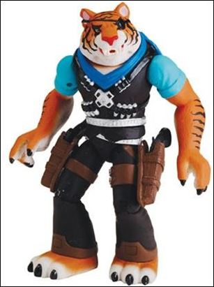 Teenage Mutant Ninja Turtles (2012) Tiger Claw (Loose)