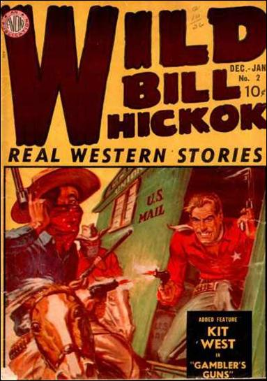 Wild Bill Hickok 2-A by Avon