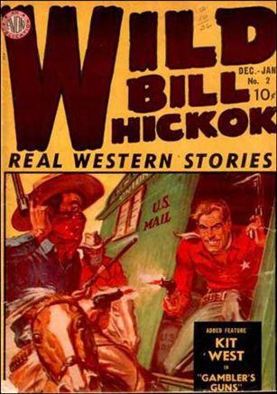 Wild Bill Hickok 2-A