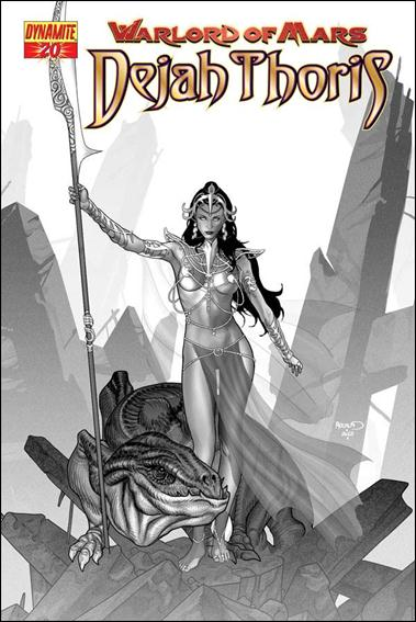 Warlord of Mars: Dejah Thoris 20-F by Dynamite Entertainment