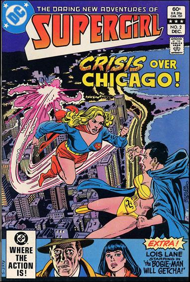 Daring New Adventures of Supergirl 2-A by DC