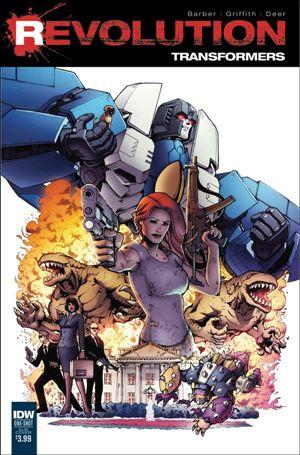 Transformers: Revolution 1-B