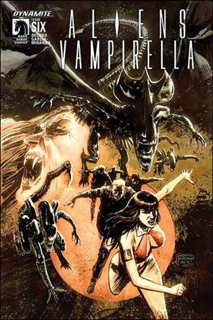 Vampirella/Aliens 6-A