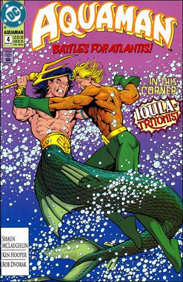 Aquaman (1991) 4-A by DC