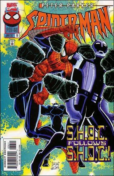 Spider-Man (1990) 76-A by Marvel