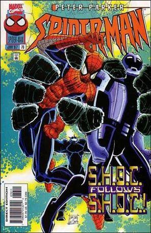 Spider-Man (1990) 76-A