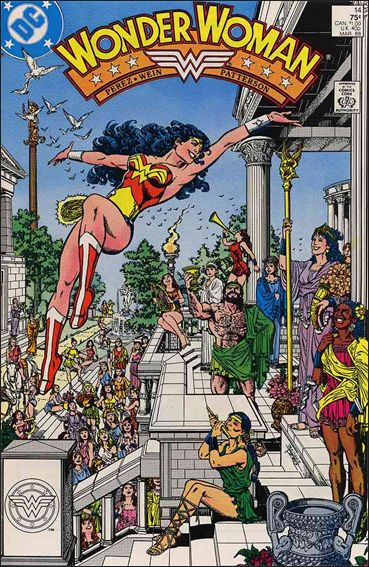 Wonder Woman (1987) 14-A by DC
