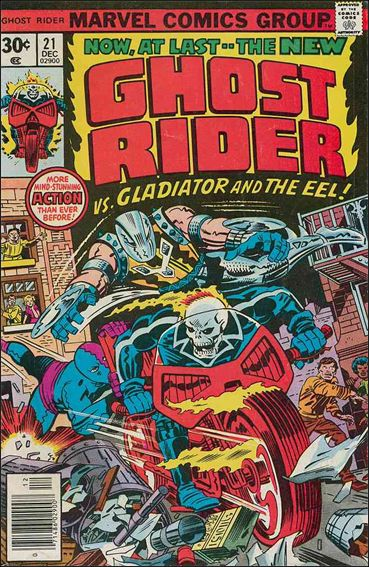 Ghost Rider (1973) 21-A by Marvel