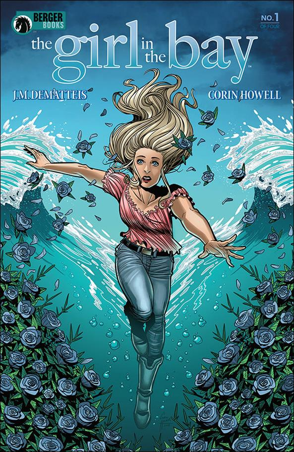 Girl in the Bay 1-A by Berger Books