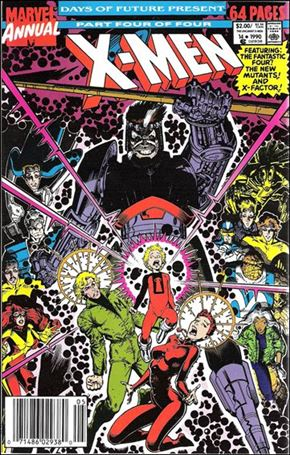 Uncanny X-Men Annual (1970) 14-A
