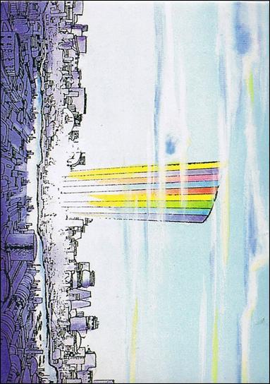 Unity (Base Set) 16-A by Comic Images