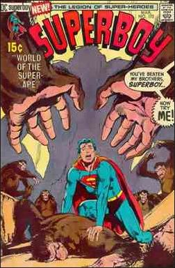 Superboy (1949) 172-A by DC