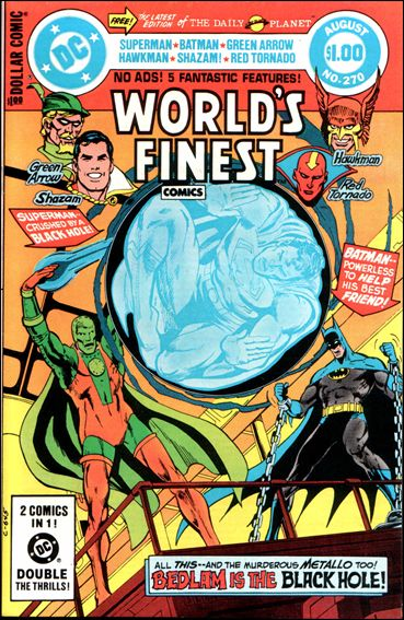 World's Finest Comics 270-A by DC