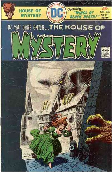 House of Mystery (1951) 235-A by DC