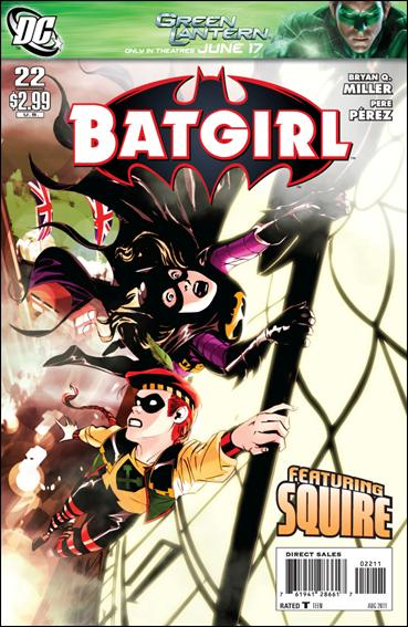Batgirl (2009) 22-A by DC