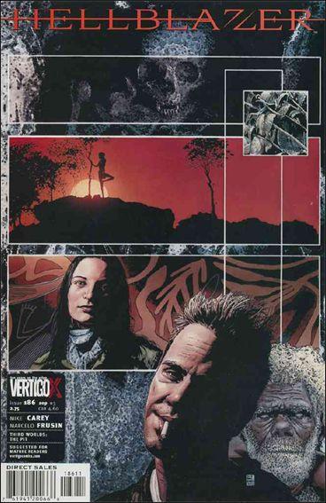 Hellblazer 186-A by Vertigo