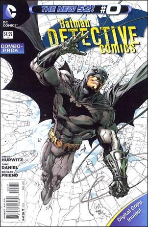 Detective Comics (2011) 0-B by DC