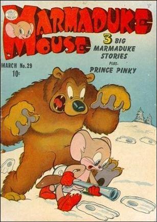 Marmaduke Mouse 29-A