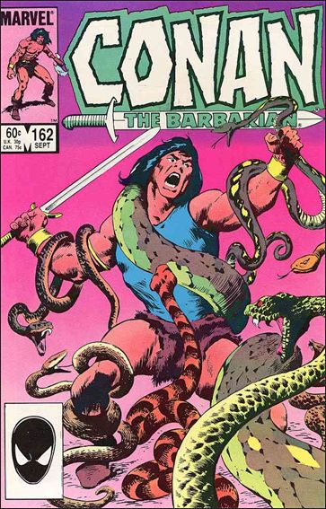 Conan the Barbarian (1970) 162-A by Marvel