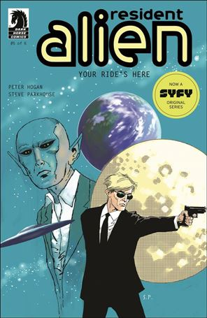 Resident Alien: Your Ride's Here 5-A