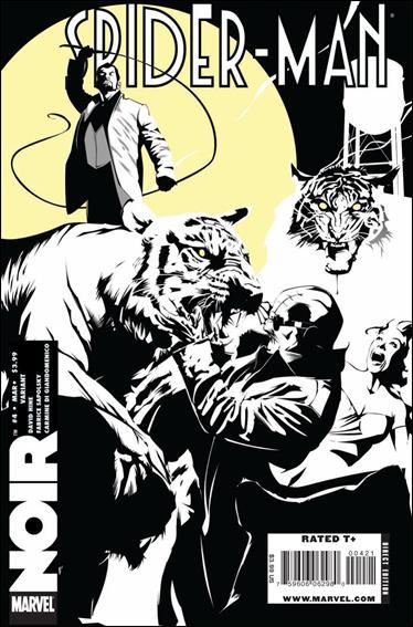 Spider-Man Noir (2009) 4-B by Marvel