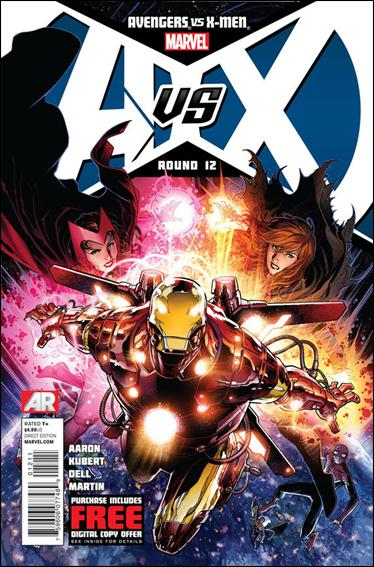 Avengers vs X-Men 12-A by Marvel