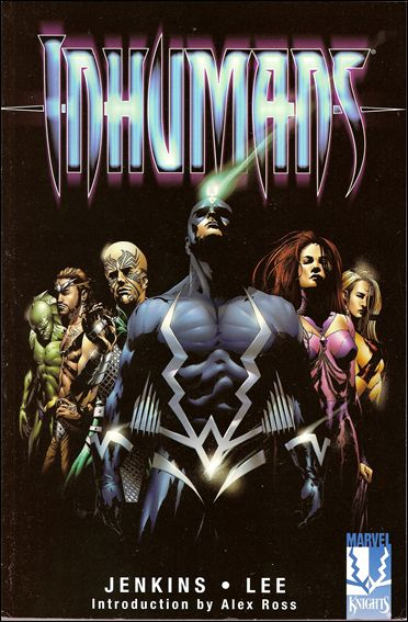 Inhumans (2000) 1-B by Marvel