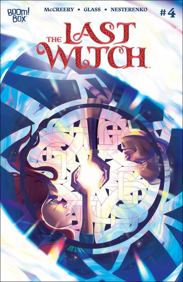 Last Witch 4-A by Boom! Box