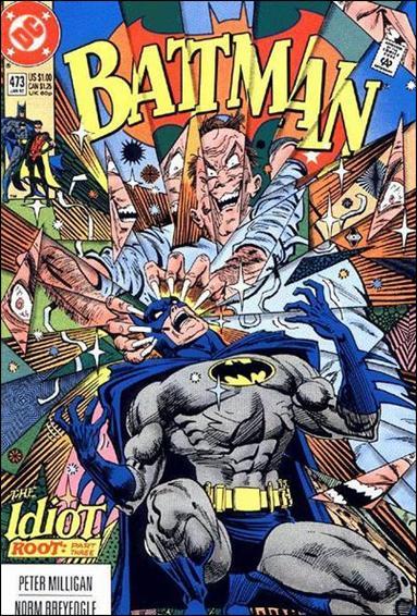 Batman (1940) 473-A by DC