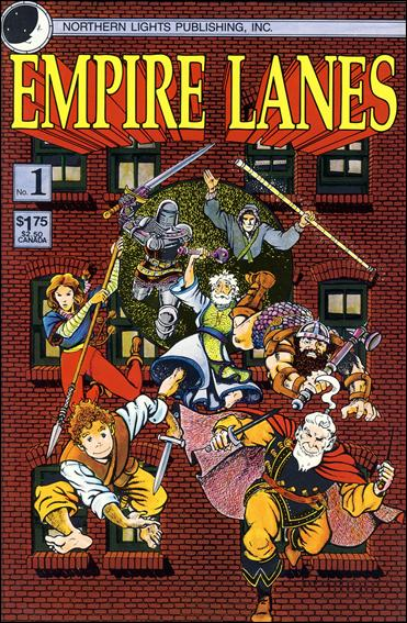 Empire Lanes (1986) 1-A by Northern Lights Publishing, Inc