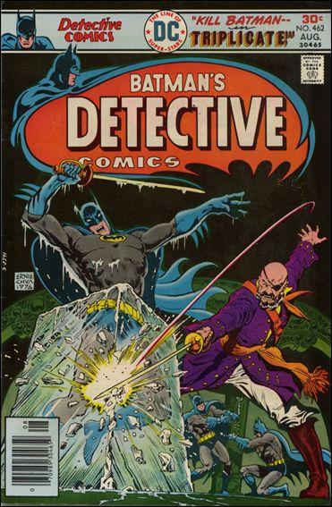 Detective Comics (1937) 462-A by DC