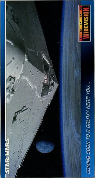 Star Wars Widevision (Promo) SWP4-A by Topps