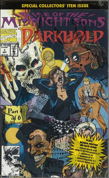 Darkhold: Pages From the Book of Sins 1-B by Marvel
