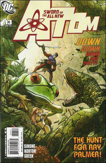 All New Atom 13-A by DC