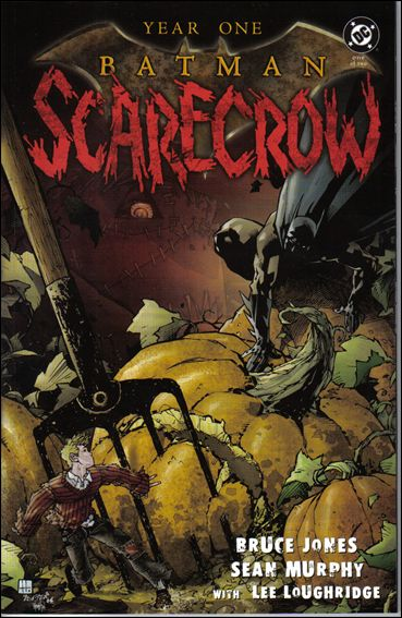 Year One: Batman/Scarecrow 1-A by DC