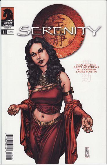 Serenity 1-A by Dark Horse