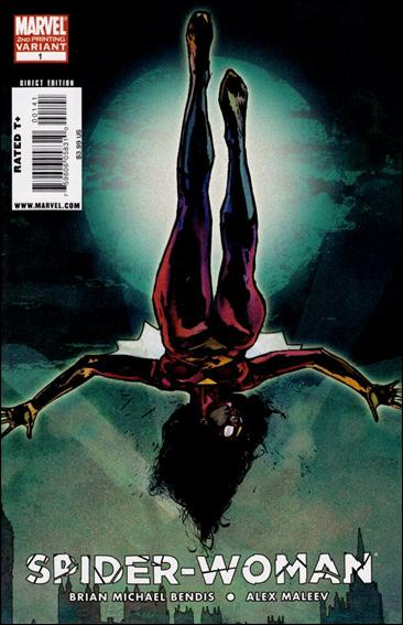 Spider-Woman (2009) 1-C by Marvel