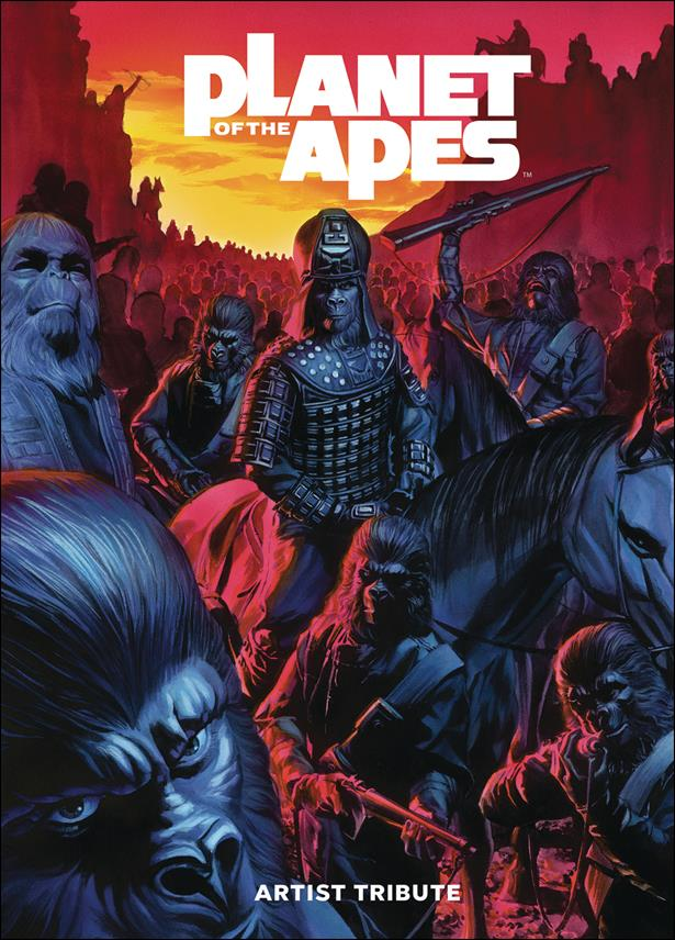 Planet of the Apes Artist Tribute nn-A by Boom! Studios