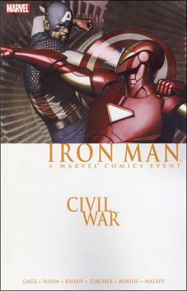 Civil War: Iron Man nn-A by Marvel
