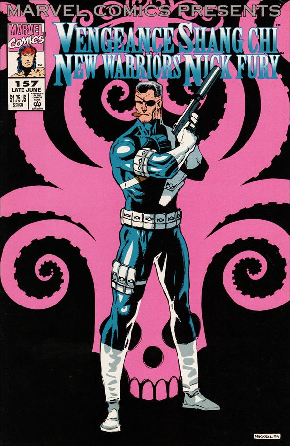 Marvel Comics Presents (1988) 157-A by Marvel