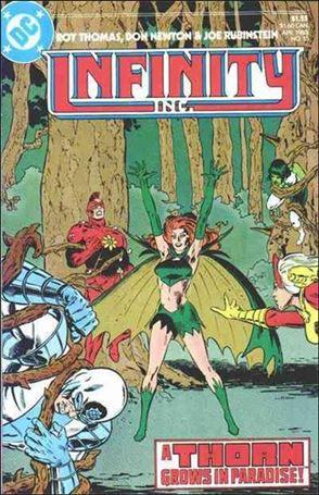 Infinity Inc. (1984) 13-A