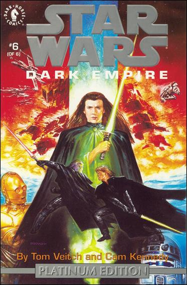 Star Wars: Dark Empire 6-C by Dark Horse