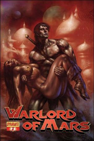 Warlord of Mars 2-D