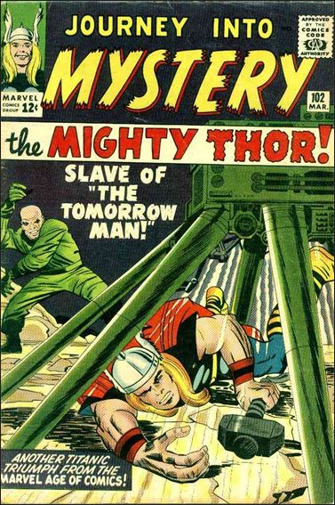 Journey into Mystery (1952) 102-A by Marvel