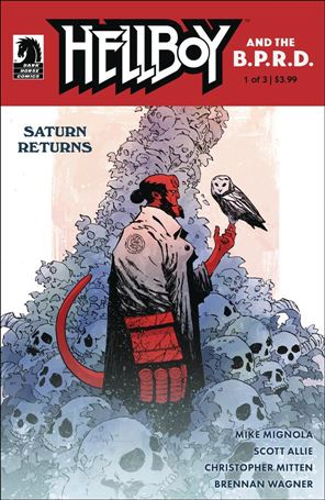 Hellboy and the B.P.R.D.: Saturn Returns 1-A
