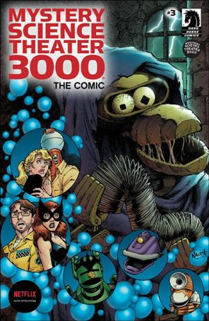 Mystery Science Theater 3000 3-A