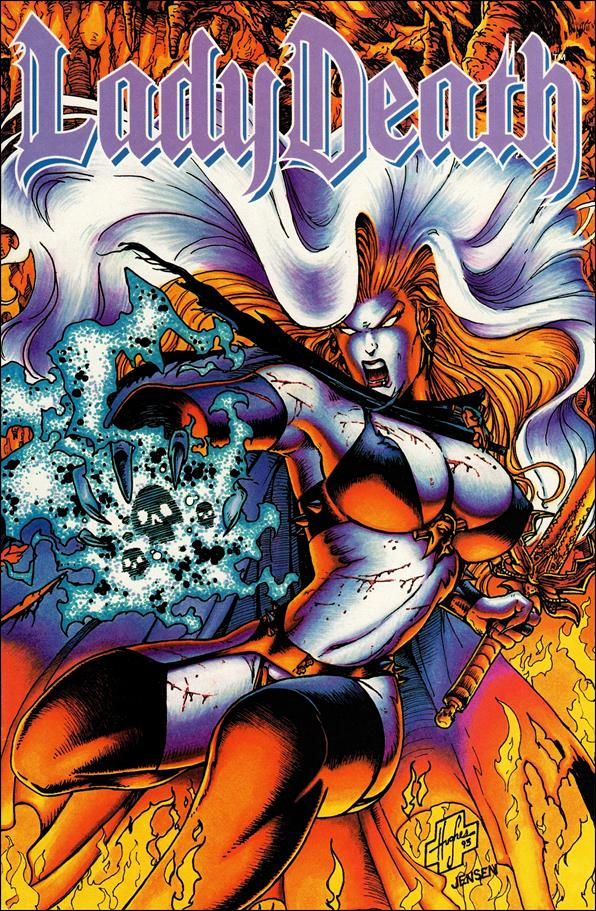 Lady Death (1994) 3-A by Chaos! Comics